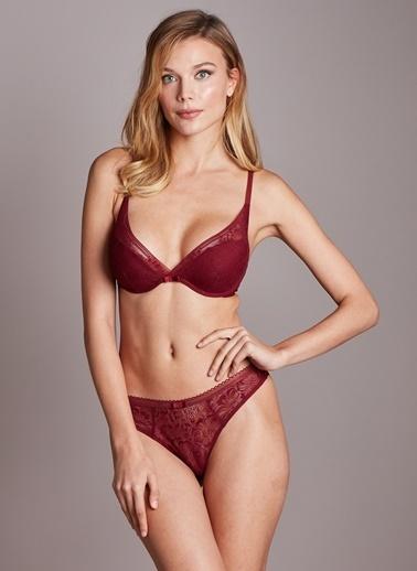 Miss Claire Bikini Alt Bordo